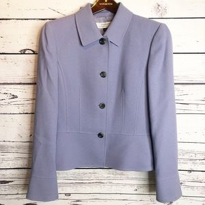 Tahari 4 button blazer